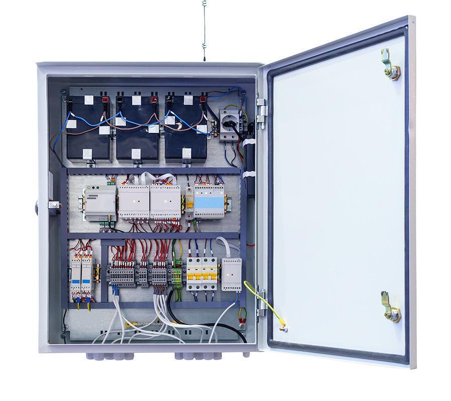 Industrial Electric Enclosures