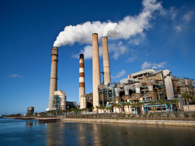 Industrial-Power-Plant-with-Smokestack