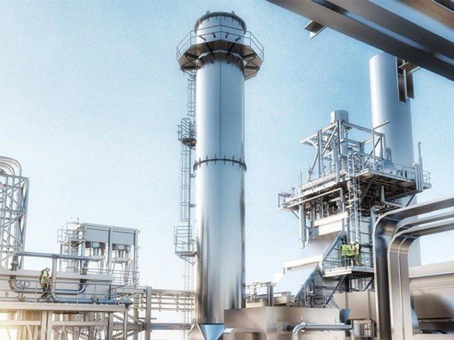 CHP Power Plant